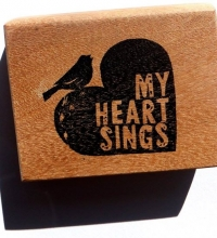 myheartsings stamp