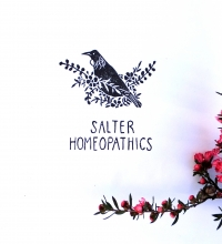 salter homeopathics stamp